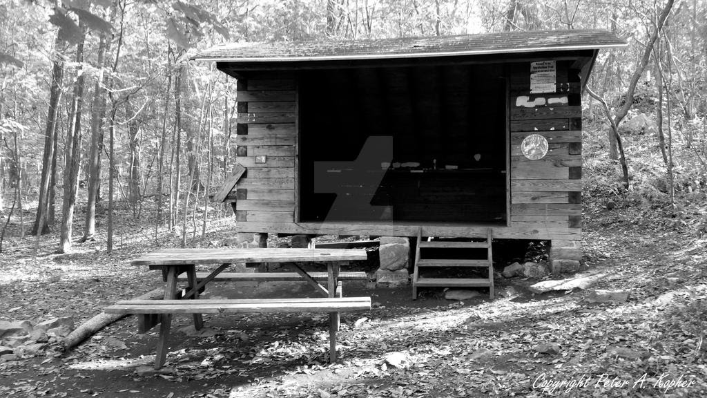Pochuck Mountain Shelter by peterkopher