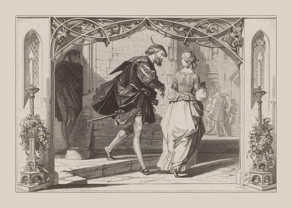 Prof. A. Von Kreling, Faust