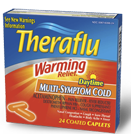 Theraflu Warming Relief Caplets