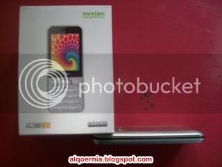 Nexian Chrome G262