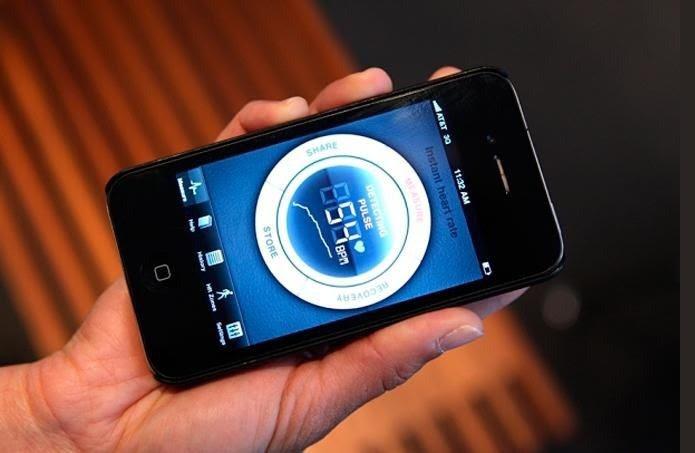 Instant Heart Rate mede a frequência cardíaca usando a câmera (Foto: Divulgação)