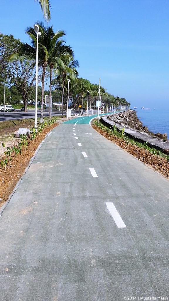 13051013653 9d56784592 o Trek Jogging Dan Berbasikal Tarikan Baru Di Kota Kinabalu, Sabah