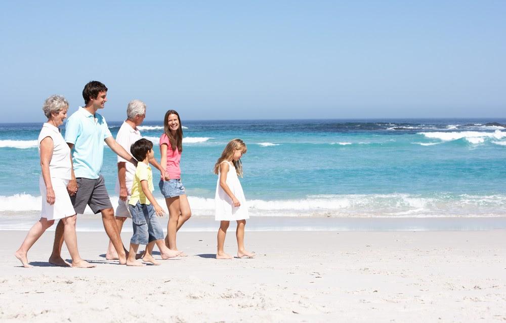 Wayne Rooney family vacation spot at Barbados beach