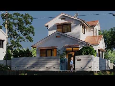 Tái hiện ngôi nhà Nobita qua video 3d sống động
