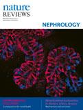 Nature Reviews Nephrology cover