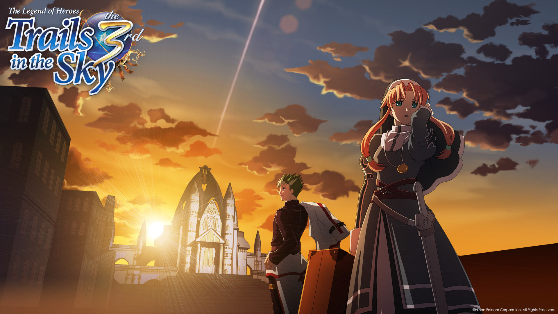 The Legend Of Heroes Trails In The Sky The 3rd