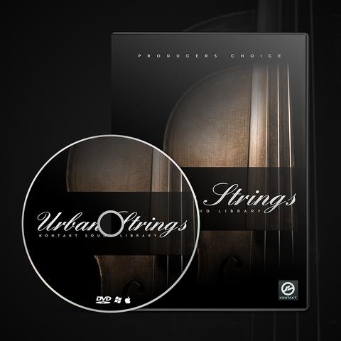'Urban Strings' Sample Library