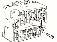 1977 Ford F 150 Fuse Box Diagram