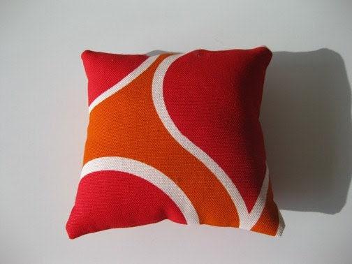 pillow no. 10 - pick your own ribbon