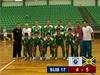 Troféu Piratininga teve no domingo derrota do sub 17 e vitória do adulto de Valinhos