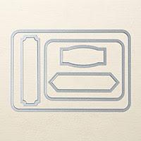 Project Life Cards & Labels Framelits