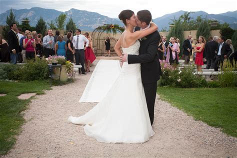 Colorado Springs Wedding Venue Hillside Gardens   Cayton