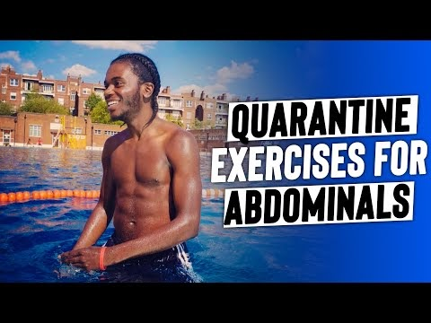 5 SIMPLE ABDOMINAL EXERCISES