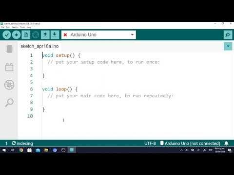 Instalando y probando el Arduino IDE 2.0 beta