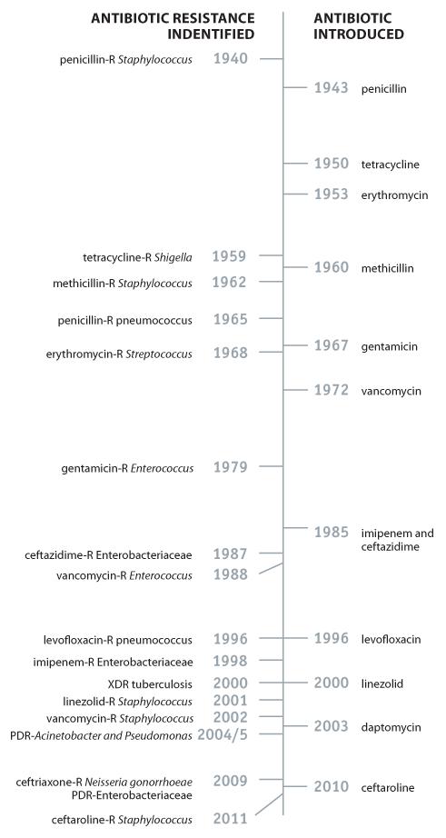 Developing Reistance chart