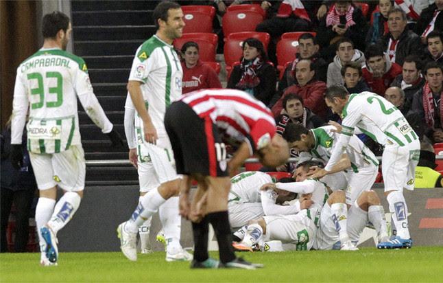 Primera victoria del Córdoba