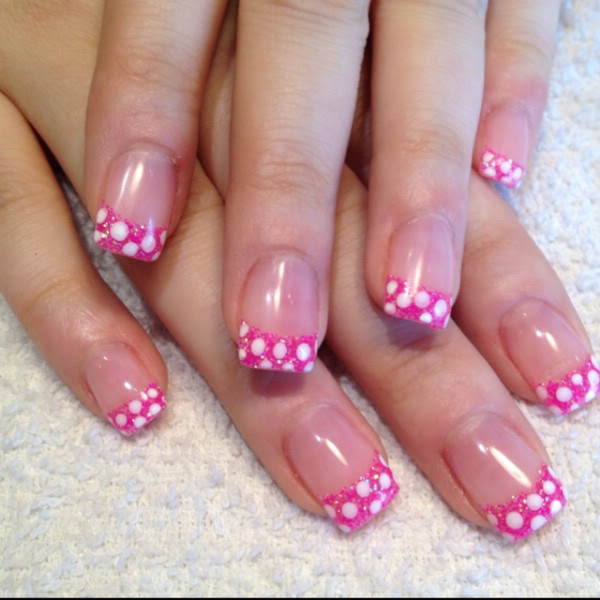 Pretty Pink Nail Designs Best Nail Design Art 2015