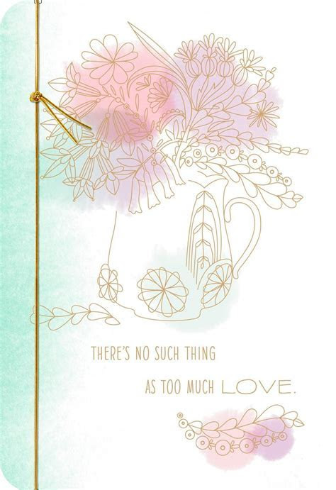 Perfect Love, Grandma Mother's Day Card   Greeting Cards
