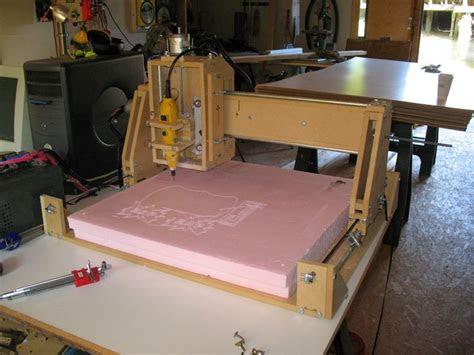 images  home built cnc  pinterest milling