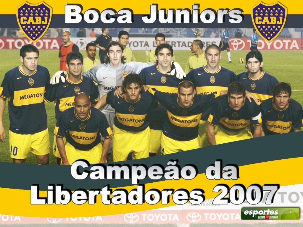 Boca Juniors (2007)