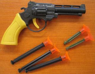 Resultado de imagen de una pistola de juguete