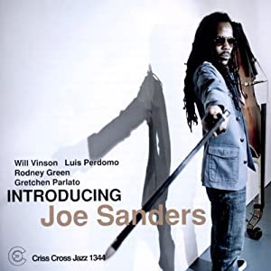 Introducing Joe Sanders  - Joe Sanders cover