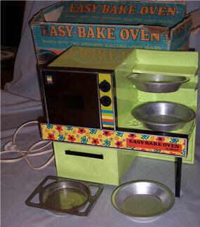 Kenner Easy Bake Oven Image