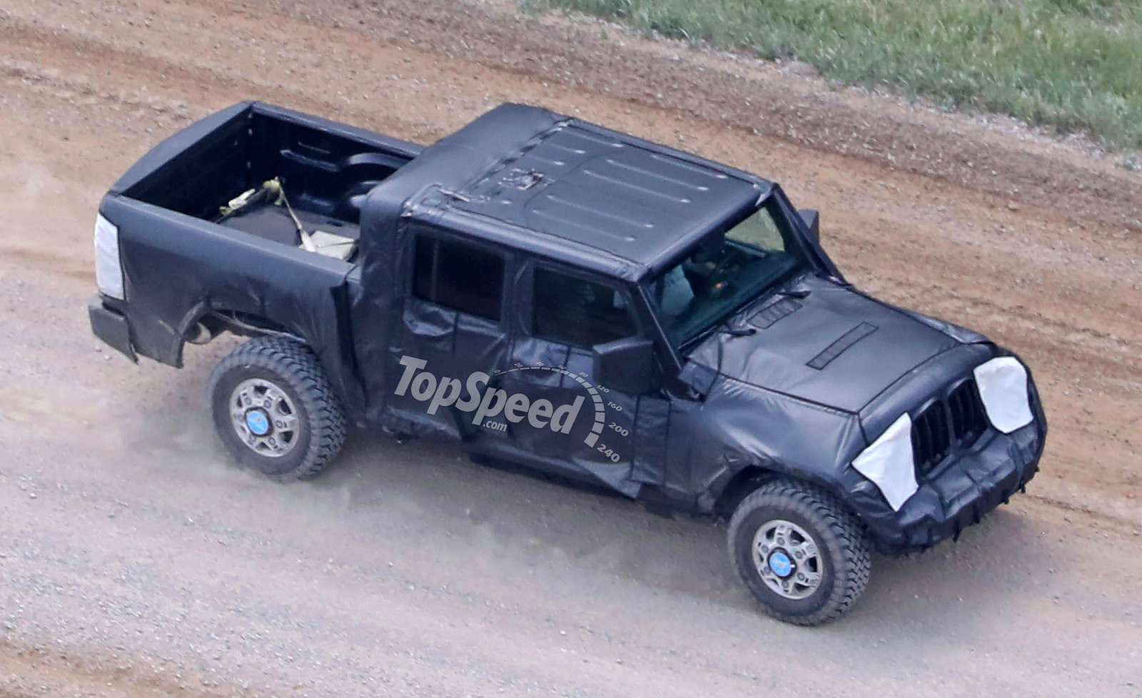 2018 Jeep Wrangler Pickup - Picture 683217 | truck review @ Top Speed