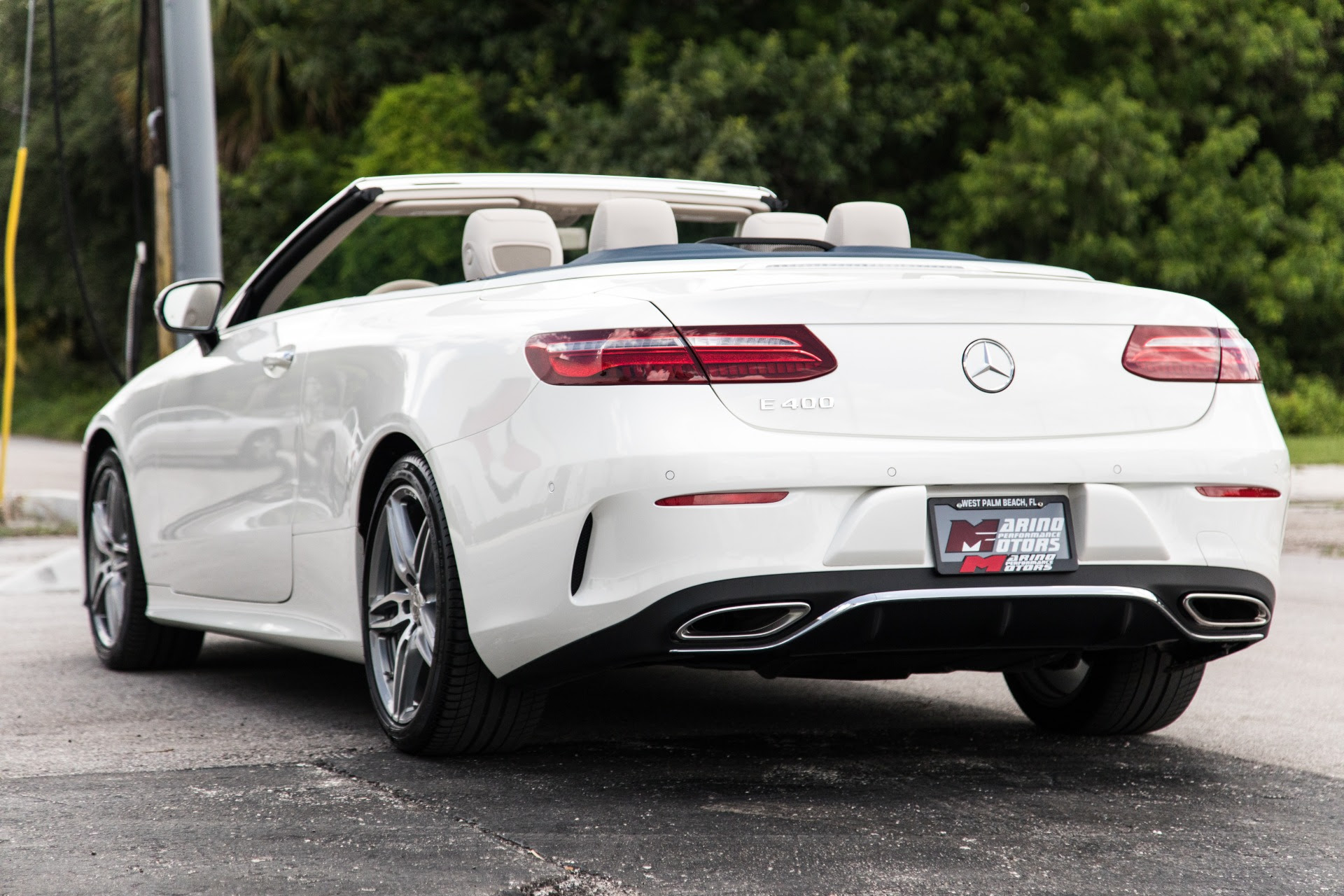 Used 2018 Mercedes-Benz E-Class E 400 For Sale ($64,900 ...
