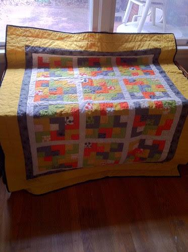 David's quilt