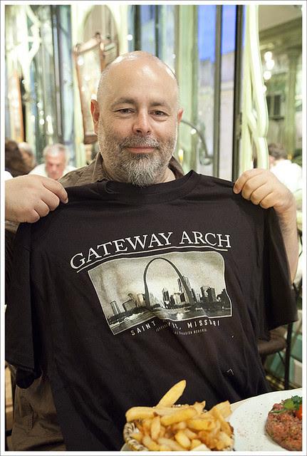 Gateway Arch Shirt (Olivier)