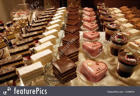 Desserts: Wedding Sweets   Stock Picture I3156619 at