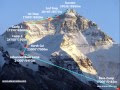 Mountain Everest Location Map