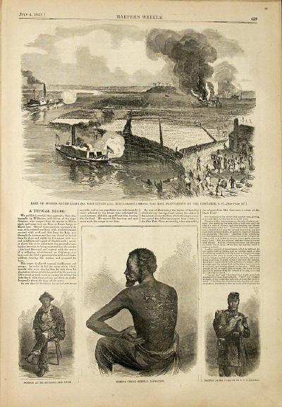 Gordon the Runaway Slave