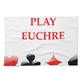 Euchre towels