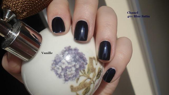 Chanel 461 Blue Satin   Flickr - Photo Sharing