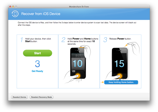 Mac iPhone Data Recovery: Recover Lost Data from iPhone\/iPad\/iPod on Mac