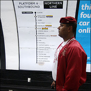 Perhaps we need Guardian Angels Back - Picture from BBC