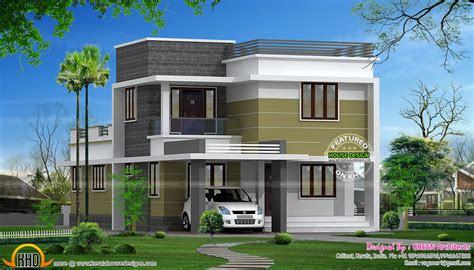 beautiful small homes kerala house plans