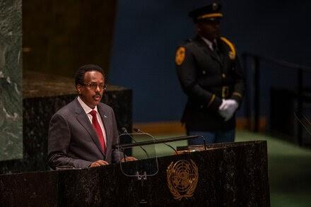 African leaders react to Biden's win.