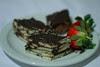 Resepi Kek : Kek Batik Biskut Marie