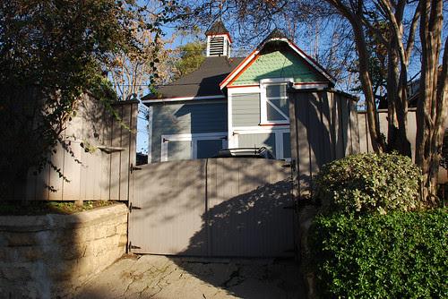 Jesse Hall Residence Carriage House