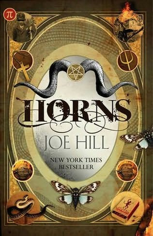 book cover of   Horns