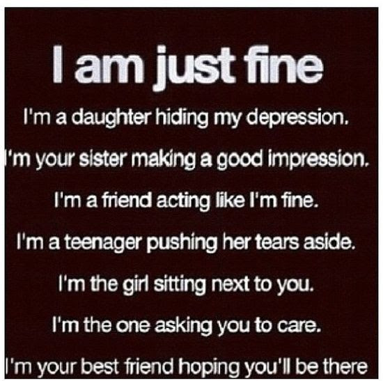 I Am Just Fine Pictures Photos And Images For Facebook Tumblr