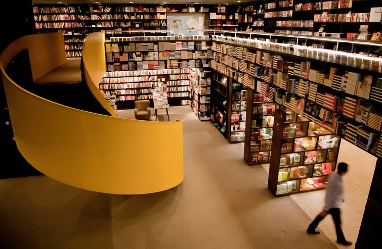 Livraria da Vila - São Paulo, Brasil (Foto: Reprodução)