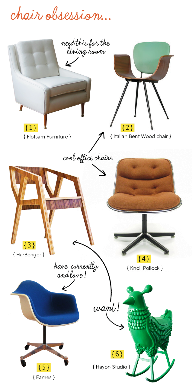 chair obsession