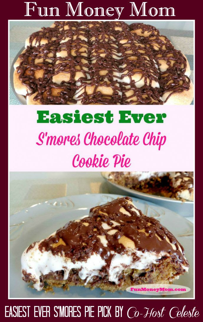 Smores-Pie-Pinterest- Fun Money Mom