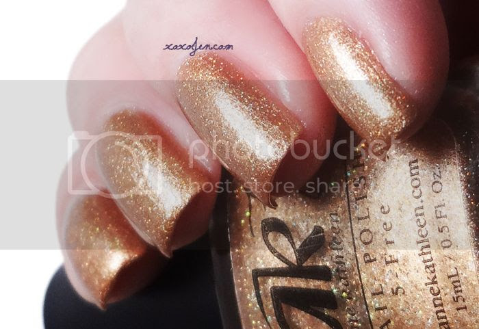 xoxoJen's swatch of Anne Kathleen Lauda