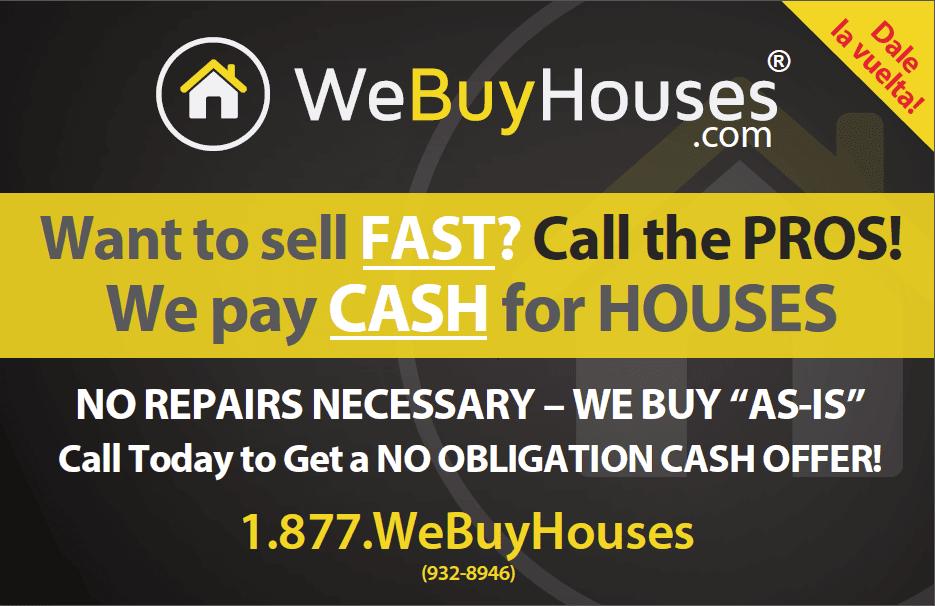 Bilingual Marketing (English/Spanish) | We Buy Houses Marketing Portal