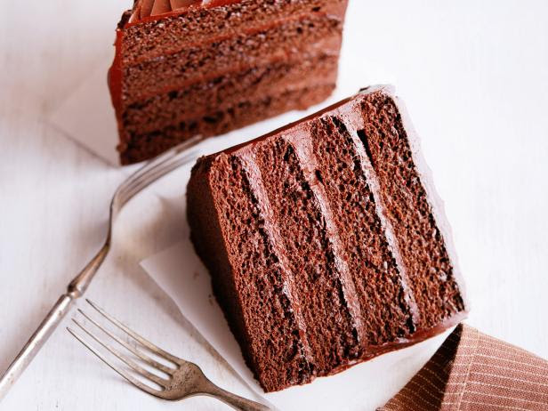 Chocolate Cake for Two Recipe | Food Network Kitchen ...